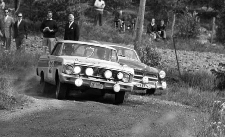 ford passes volvo